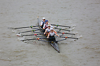 Crew: 144   Quintin/Tideway Scullers School/Kingston   WB 4x<br /> <br /> Veteran Fours Head 2017<br /> <br /> To purchase this photo, or to see pricing information for Prints and Downloads, click the blue 'Add to Cart' button at the top-right of the page.