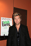 Lance Bass at the Opening Night of the off-Broadway play The Irish Curse on March 28, 2010 at the Soho Playhouse, New York City, New York. (Photo by Sue Coflin/Max Photos)