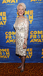"Beverly Bass attends the ""Come From Away"" Broadway Opening Night After Party at Gotham Hall on March 12, 2017 in New York City."