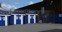 2020 St Andrews stadium during shutdown due to Covid 19 Pandemic May 11th