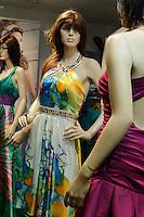 Modegeschäfte in der Grand Rue, Stadt Luxemburg, Luxemburg