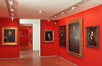 Europe/France/Pays de la Loire/49/Maine-et-Loire/Angers: Musée des Beaux Arts détail salle