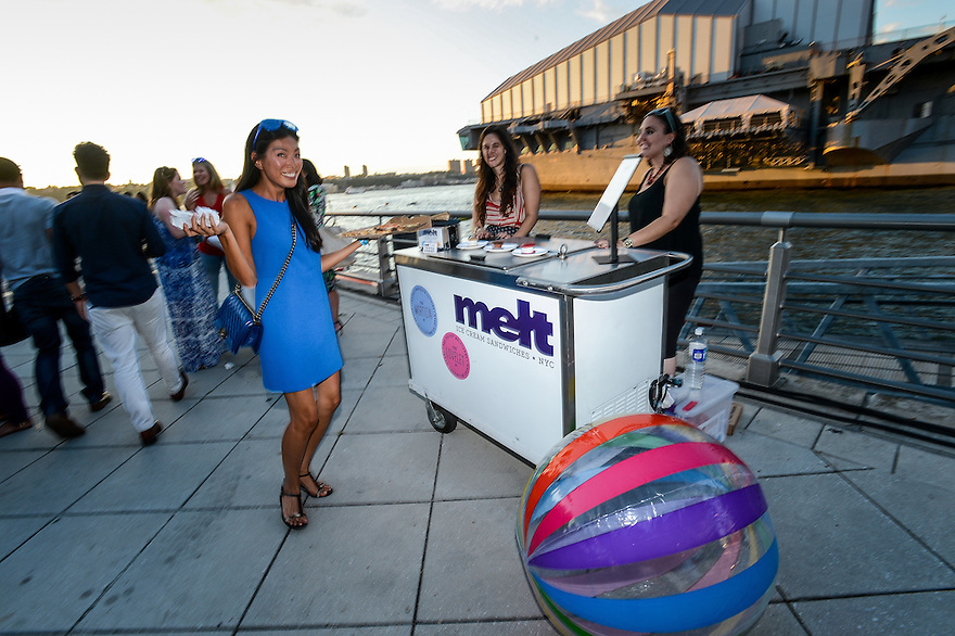 Images from the Fuel Fest 2015 at pier 84 on Wednesday, Aug. 12, 2015 in New York. (photo by Ray Tamarra for Rocketfuel)