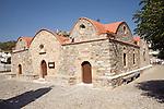 Church of the Dormition of the Virgin, Asklipio, Rhodes, Greece