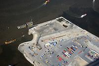 Tollerortspitze: EUROPA, DEUTSCHLAND, HAMBURG 05.06.2015 Tollerortspitze