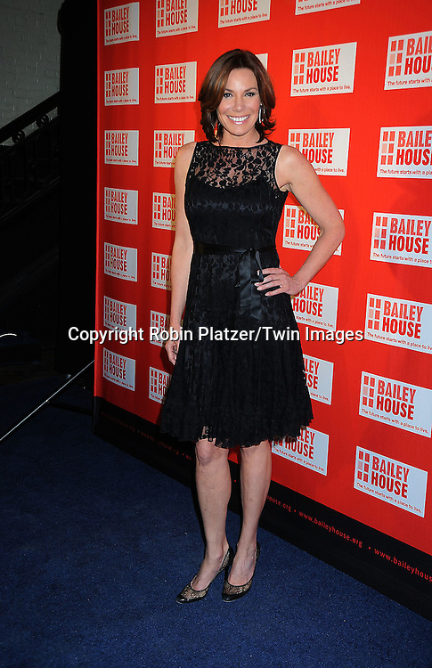 Countess LuAnn De Lesseps attending The 23rd Annual Bailey House and Party on February 23, 2011 at The Lexington Avenue Armory in New York City.