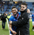 Fraser Aird and Seb Faure