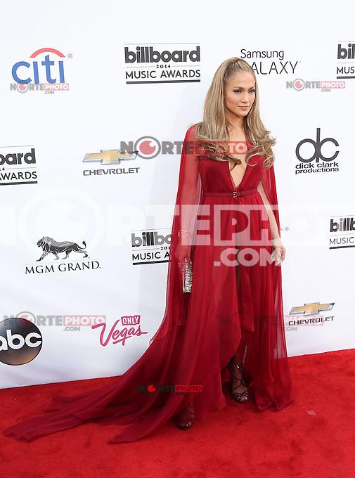 LAS VEGAS, NV - May 18 : J Lo pictured at 2014 Billboard Music Awards at MGM Grand in Las Vegas, NV on May 18, 2014. © Kabik/ Starlitepics