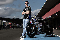 2009 Superbike World Championship, Round 14, Portimao, Portugal, 25 October 2009, Ben Spies (USA), 19, Yamaha