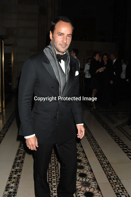 Tom Ford..arriving at The Accessories Council 10th Annual ACE Awards on October 30, 2006 at Cipriani 42nd Street. ..Robin Platzer, Twin Images