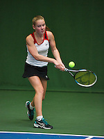 20131201,Netherlands, Almere,  National Tennis Center, Tennis, Winter Youth Circuit, Suzan Lamens