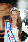 MIAMI, FL - MAY 16: Miss Teen USA attend the AFTER EARTH Day with Will Smith and son Jaden Smith at Miami Science Museum and Planetarium on May 16, 2013 in Miami, Florida. (Photo by Johnny Louis/jlnphotography.com)