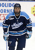 Josh Van Dyk (Maine - 5) - The University of Maine Black Bears defeated the Northeastern University Huskies 6-2 on Friday, November 13, 2009, at Matthews Arena in Boston, Massachusetts.