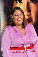 "LOS ANGELES, CA. January 30, 2019: Britney Young at the world premiere of ""Miss Bala"" at the Regal LA Live.<br /> Picture: Paul Smith/Featureflash"