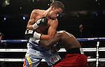 Johan Perez gano por desicion  dividida a Steve Forbes 95-95-95-93-96-94 , BB&t Center Sunrise en Florida