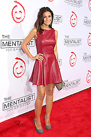 LOS ANGELES, CA - OCTOBER 13: Emmanuelle Chriqui at 'The Mentalist' 100th episode celebration at The Edison on October 13, 2012 in Los Angeles, California. © mpi22/MediaPunch Inc. /NortePhotoAgency