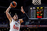 Real Madrid's Gustavo Ayon during Turkish Airlines Euroleague match between Real Madrid and Crvena Zvezda Mts Belgrade at Wizink Center in Madrid, Spain. March 10, 2017. (ALTERPHOTOS/BorjaB.Hojas) /NortePhoto.com