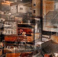 Els calaixos del record<br /> <br /> La xarxa espessa de carrers antics,<br /> <br /> on ressonen petjades d&rsquo;altres segles,<br /> <br /> les ones de teulades inclinant-se<br /> <br /> perqu&egrave; hi llisqui la pluja de la llum.<br /> <br />  <br /> <br /> Laberints de vides encreuades.<br /> <br />  <br /> <br /> La calaixera &ndash;la clau encara al pany,<br /> <br /> el treball minuci&oacute;s de la fusta-<br /> <br /> arraconada entre la pols,<br /> <br /> dins d&rsquo;una cambra que ignora les mirades,<br /> <br /> despresa del passat, en aquest toll<br /> <br /> que esquiva el riu tena&ccedil; dels dies,<br /> <br /> guarda draps i retrats, vestigis familiars,<br /> <br /> fragments d&rsquo;una esquin&ccedil;ada partitura.<br /> <br /> Carles Duarte i Montserrat