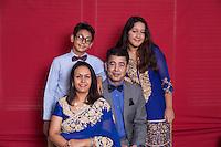 A. Adhikary Family