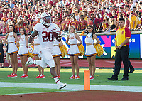 Stanford Football vs USC, September 9, 2017