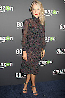 HOLLYWOOD, CA - SEPTEMBER 29: Ever Carradine at the Amazon Red Carpet Premiere Screening of Goliath at the London West Hollywood in West Hollywood, CA September 29, 2016. Credit: David Edwards/MediaPunch