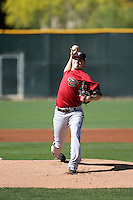 John Omahen - Arizona Diamondbacks 2016 spring training (Bill Mitchell)