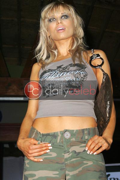 Model<br /> at the 944 Magazine La Fashion Week Kick Off Event and Fashion Show, Element, Hollywood, CA 10-13-05<br /> <br /> David Edwards/DailyCeleb.Com 818-249-4998