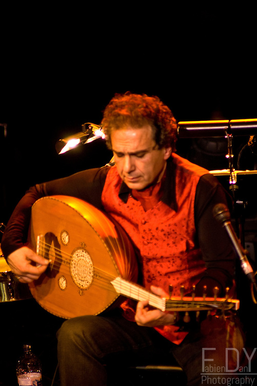 Images from Au fil des voix, world music festival in Paris (february 2009)