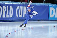 SPEED SKATING: STAVANGER: Sørmarka Arena, 31-01-2016, ISU World Cup, 1000m Ladies Division A, Heather Richardson-Bergsma (USA), ©photo Martin de Jong