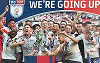Aston Villa v Fulham - Championship Play off final - 26.05.2018