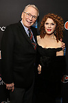 """Bob Mackie and Bernadette Peters attends the Broadway Opening Night Performance of """"The Cher Show""""  at the Neil Simon Theatre on December 3, 2018 in New York City."""