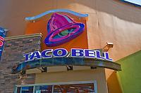 Taco Bell, Universal City, California, City Walk, Citywalk, Universal studios, holiday,  travel, us, usa, vacation,