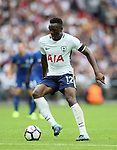 Tottenham's Victor Wanyama in action during the premier league match at the Wembley Stadium, London. Picture date 20th August 2017. Picture credit should read: David Klein/Sportimage