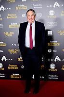 Gerard Houllier<br /> Parigi 3-12-2018 <br /> Arrivi Cerimonia di premiazione Pallone d'Oro 2018 <br /> Foto JB Autissier/Panoramic/Insidefoto <br /> ITALY ONLY