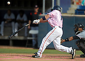 07/10/10, Fullerton Ca.; Orange County Flyers ware their pink jerseys in support of Breast Cancer Awareness.