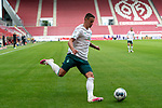 Marco Friedl (Werder Bremen #32)<br /> <br /> <br /> Sport: nphgm001: Fussball: 1. Bundesliga: Saison 19/20: 33. Spieltag: 1. FSV Mainz 05 vs SV Werder Bremen 20.06.2020<br /> <br /> Foto: gumzmedia/nordphoto/POOL <br /> <br /> DFL regulations prohibit any use of photographs as image sequences and/or quasi-video.<br /> EDITORIAL USE ONLY<br /> National and international News-Agencies OUT.