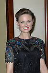 EMILY DESCHANEL. Arrivals to the 24th Annual American Society of Cinematographers Awards, at which Caleb Deschanel received the Lifetime Achievement Award. At the Hyatt Regency Century Plaza Hotel. Los Angeles, CA, USA. February 27, 2010.