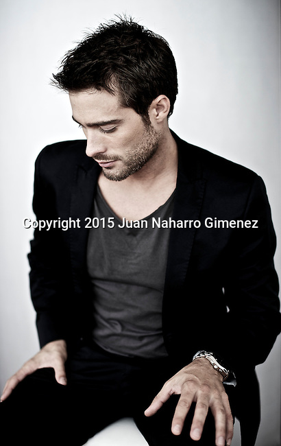MALAGA, SPAIN - APRIL 25:  Argentinean actor Rodrigo Guirao poses during the 18th Malaga Spanish Film Festival at AC Malaga Palacio Hotel on April 25, 2015 in Malaga, Spain.  (Photo by Juan Naharro Gimenez)