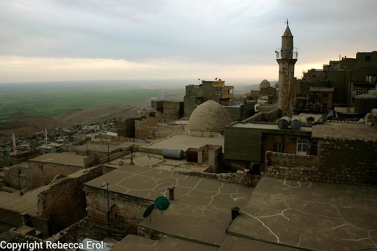 Mardin in the southeast of Turkey