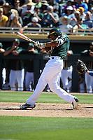 Marcus Semien - Oakland Athletics 2016 spring training (Bill Mitchell)