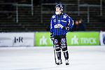 Uppsala 2013-11-20 Bandy Elitserien IK Sirius - Edsbyns IF :  <br /> Sirius Klas Nordstr&ouml;m <br /> (Foto: Kenta J&ouml;nsson) Nyckelord:  portr&auml;tt portrait depp besviken besvikelse sorg ledsen deppig nedst&auml;md uppgiven sad disappointment disappointed dejected