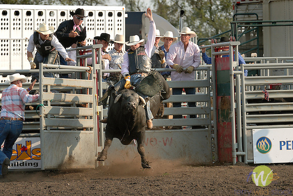 Bull Riding Olds Fair (Olds Agricultural Society)