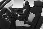 Front seat view of a 2014 Volkswagen CARAVELLE COMFORTLINE 4 Door Passenger Van Front Seat car photos