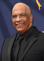 09 September 2018 - Los Angeles, California - Stan Lathan. 2018 Creative Arts Emmy Awards - Arrivals held at Microsoft Theater. <br /> CAP/ADM/BT<br /> &copy;BT/ADM/Capital Pictures