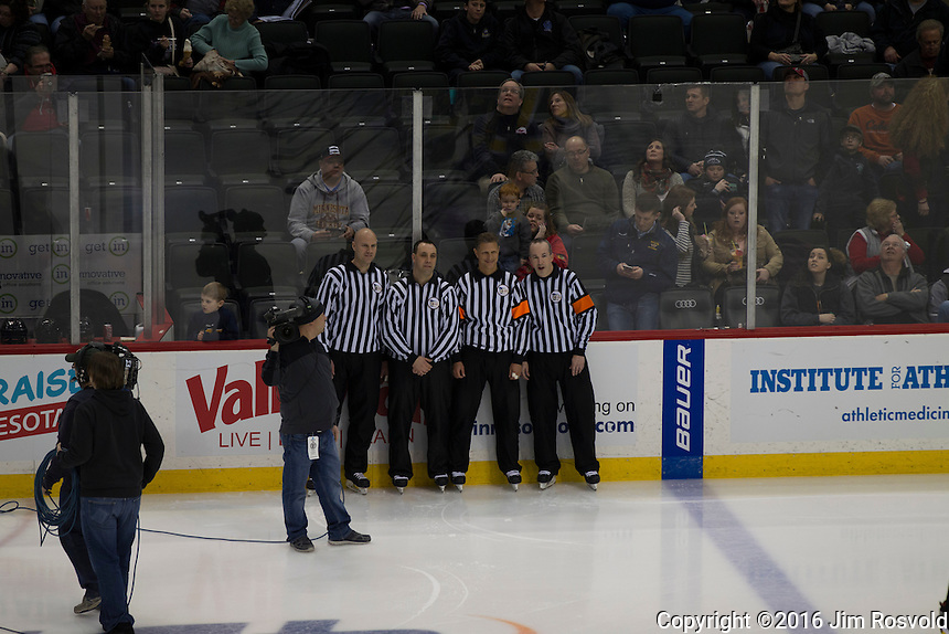 2016 MSHSL State Boys Hockey Tourney.
