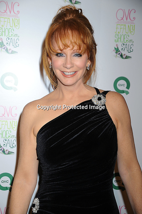"Reba McEntire.at The QVC ""FFANY Shoes on Sale""Gala to benefit breast cancer research on October 15, 2008 at The Waldorf Astoria Hotel in New York City. ..Robin Platzer, Twin Images"