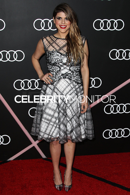 LOS ANGELES, CA - JANUARY 09: Molly Tarlov at the Audi Golden Globe Awards 2014 Cocktail Party held at Cecconi's Restaurant on January 9, 2014 in Los Angeles, California. (Photo by Xavier Collin/Celebrity Monitor)