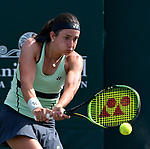 Anastasia Sevastova (LAT) defeated Kristyna Pliskova (CZE) 6-4, 6-0
