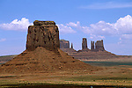 AZ, Monument Valley, Elephant Butte   .Photo Copyright: Lee Foster, lee@fostertravel.com, www.fostertravel.com, (510) 549-2202.Image: azmonu207
