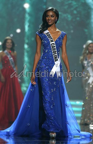 11 May 2017 - Las Vegas, Nevada -  Miss South Carolina, Megan Gordon.  The 2017 Miss USA Preliminary Competition at Mandalay bay Event Center at Mandalay Bay resort and Casino.  Photo Credit: MJT/AdMedia